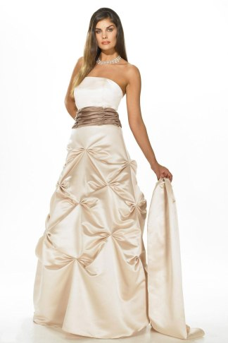 Charming Ball Gown Strapless