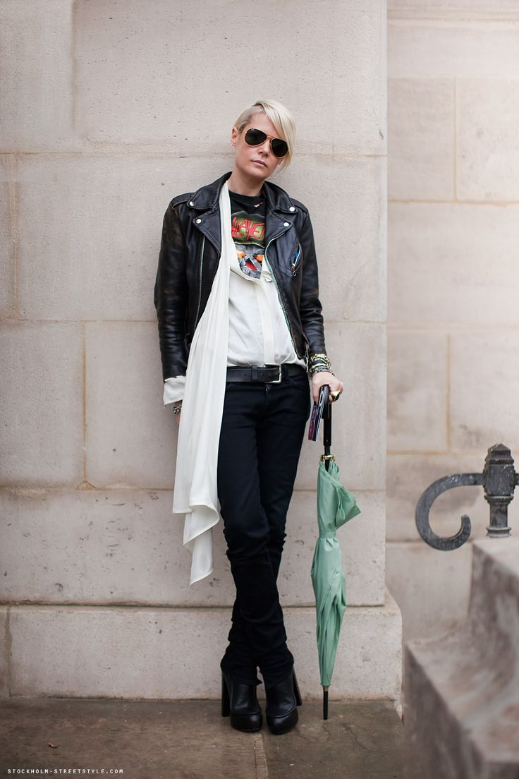 Style Inspiration: Tomboy Chic | ChalleBrown's Blog