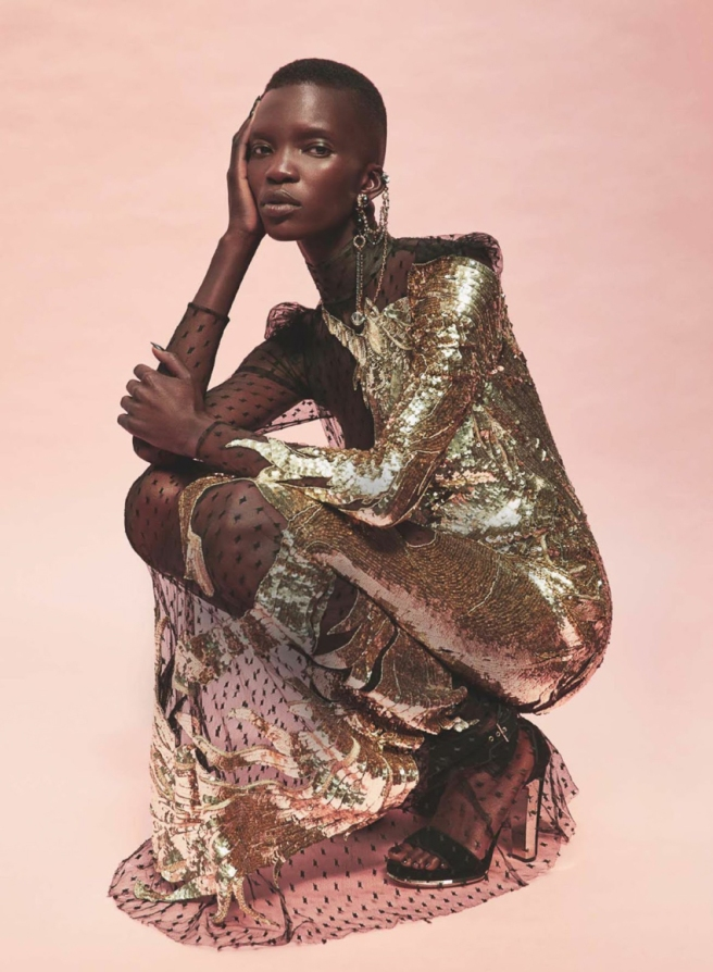 Marie-Claire-UK-September-2016-Achok-Majak-by-David-Roemer-2